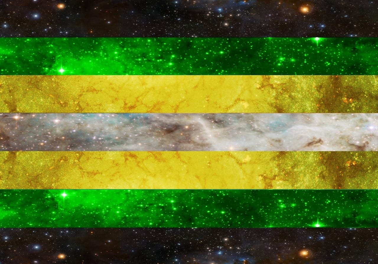 The Galaxy Flag